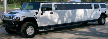 Our Newest Addition- Hummer Limo!